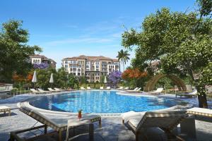 Tabarak - 90 Avenue - Serentity Pool