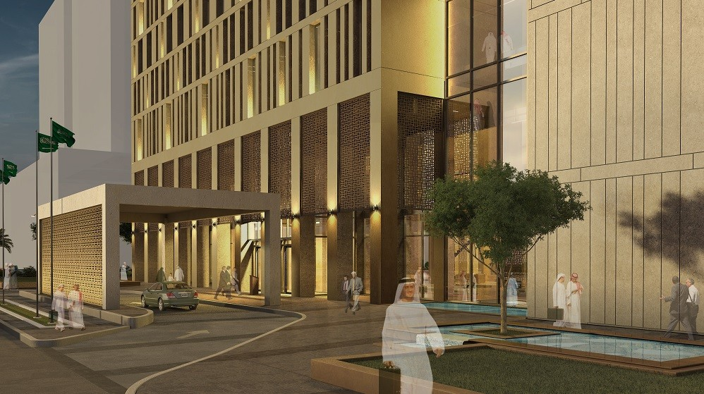 DoubleTree by Hilton & Hilton Garden Inn Riyadh | Real Estate Project in