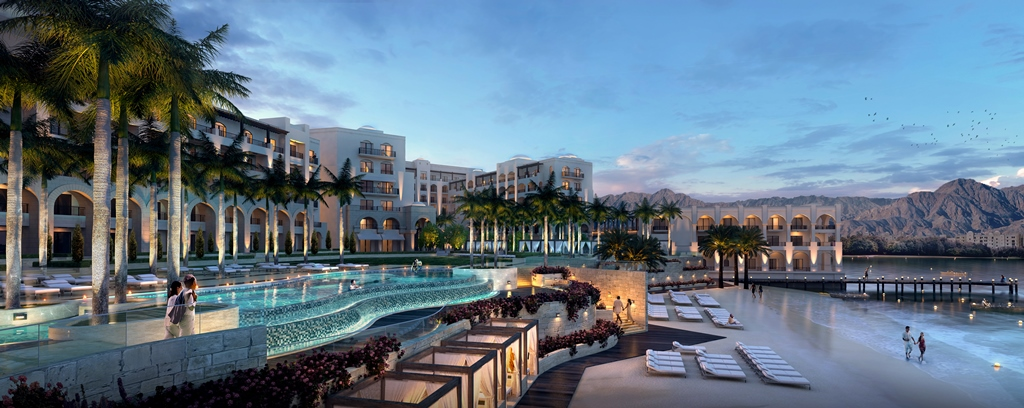 Saraya Aqaba Resort Aqaba Jordan Real Estate Project In