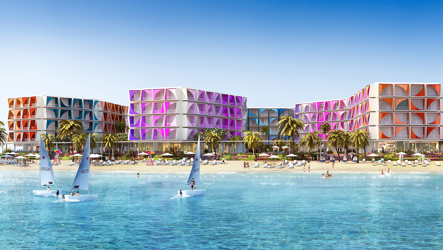 The Côte d\'Azur Hotel | Real Estate Project in