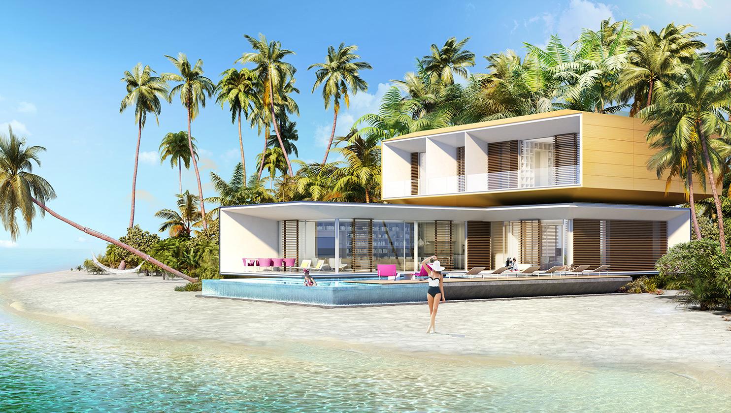 GERMANY VILLAS | Real Estate Project in UAE, -Dubai