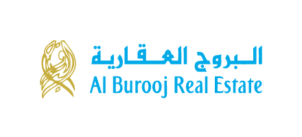 Al Burooj Real Estate logo