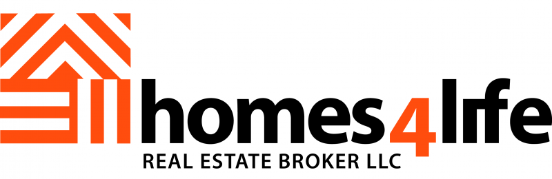Homes 4 Life Real Estate logo