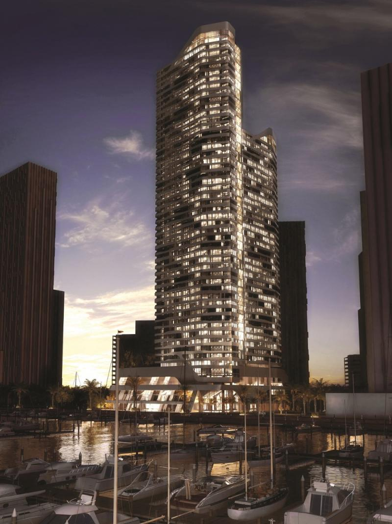 Dubai Maritime City Residential Tower