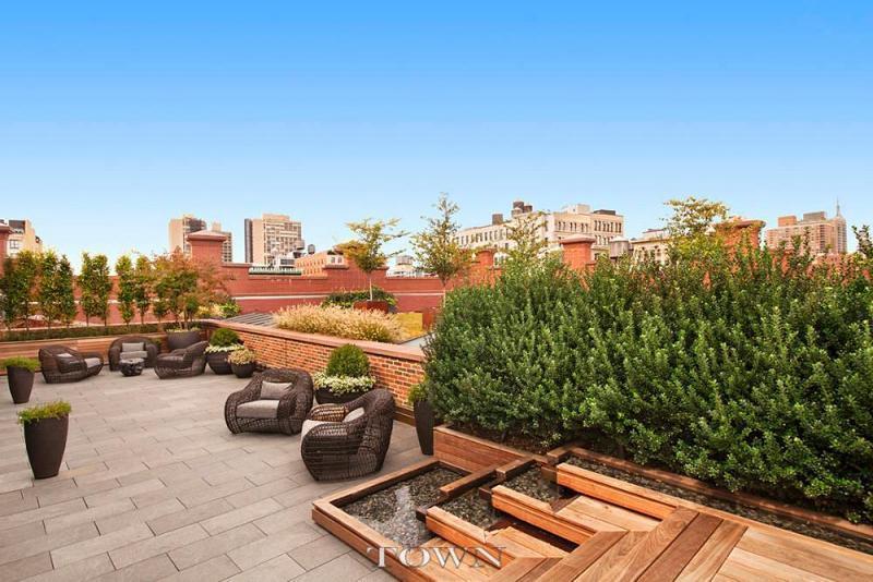 293 Lafayette Street Soho Penthouse Skyline View