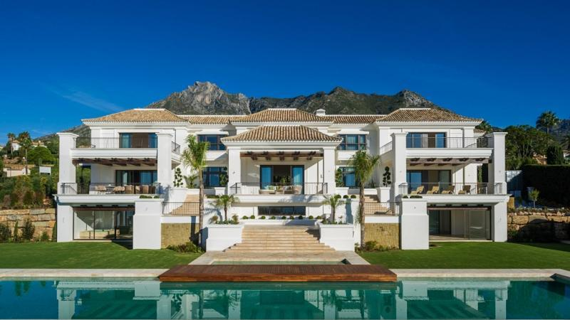 7 bedroom villa in Marbella, Malaga - Spain