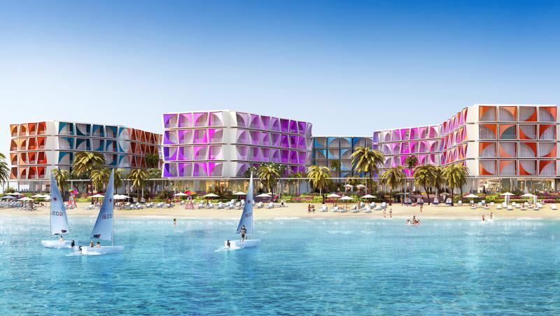 The Côte d'Azur Hotel