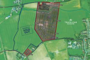 Greenlane Plot Map