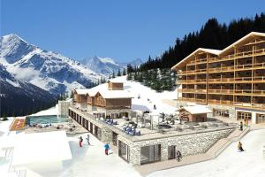 Off-plan 1 to 4 bedroom apartments in Les Collons, Four Valleys, Switzerland
