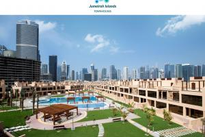 Jumeirah Islands Townhouses – Gated community