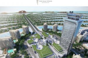 The Palm Tower and Nakheel Mall